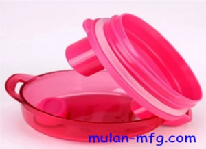 Customized Edible Material Injection Molded Parts