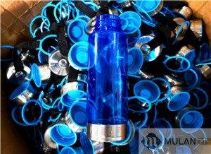 Customized Plastic Injection Water Bottles