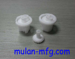 Custom Precision Injection Molded Parts